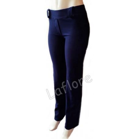Calça Reta Malha Jeans