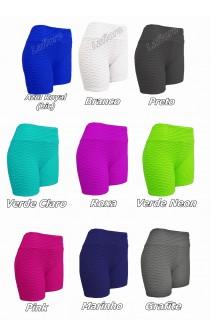 Shorts Poliamida Jaquard